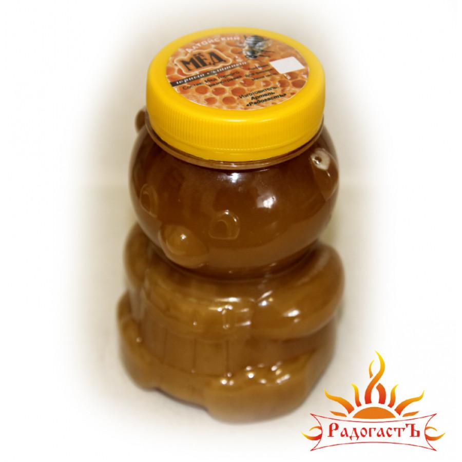 Мед «Целебное разнотравье Алтая»