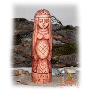 Кумир богини Мать Сыра Земля