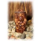 Глиняная фигурка Сварога