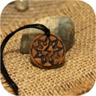 Оберег «Перуница» (керамика)
