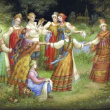 Славянский праздник Семик