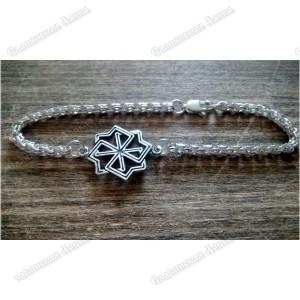 Серебряный браслет «Молвинец/Колохорт»