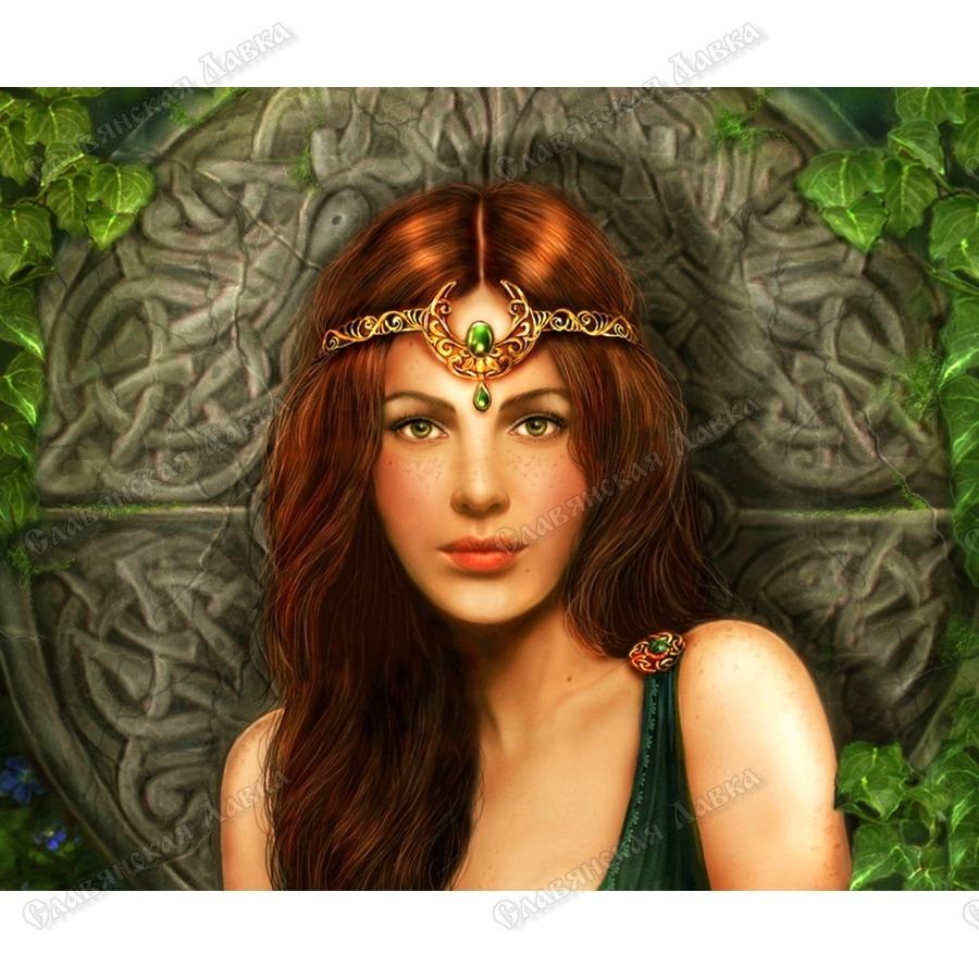 Коврик для мыши «Кельтская принцесса»