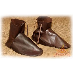 Обувь Европа 13 век