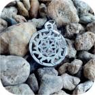 Кулон из серебра «Ярилов Молвинец»