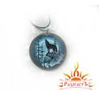 Подвеска «Воющий волк»