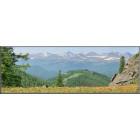 Весенние склоны горы Ак-Кем