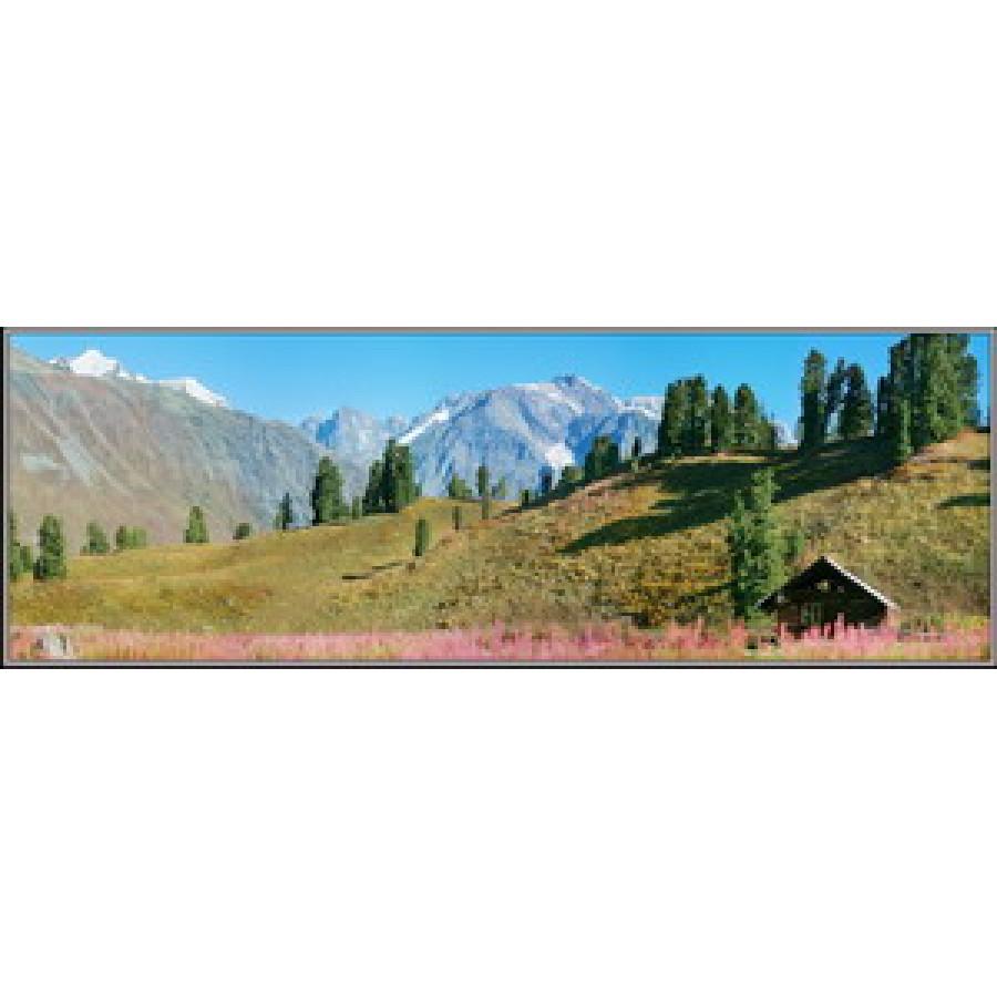 Лагерь Кокколь у подножия Белухи