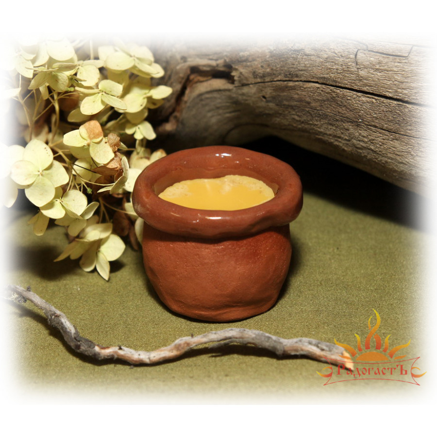 Бальзам «Живичный» (в глиняном горшке)