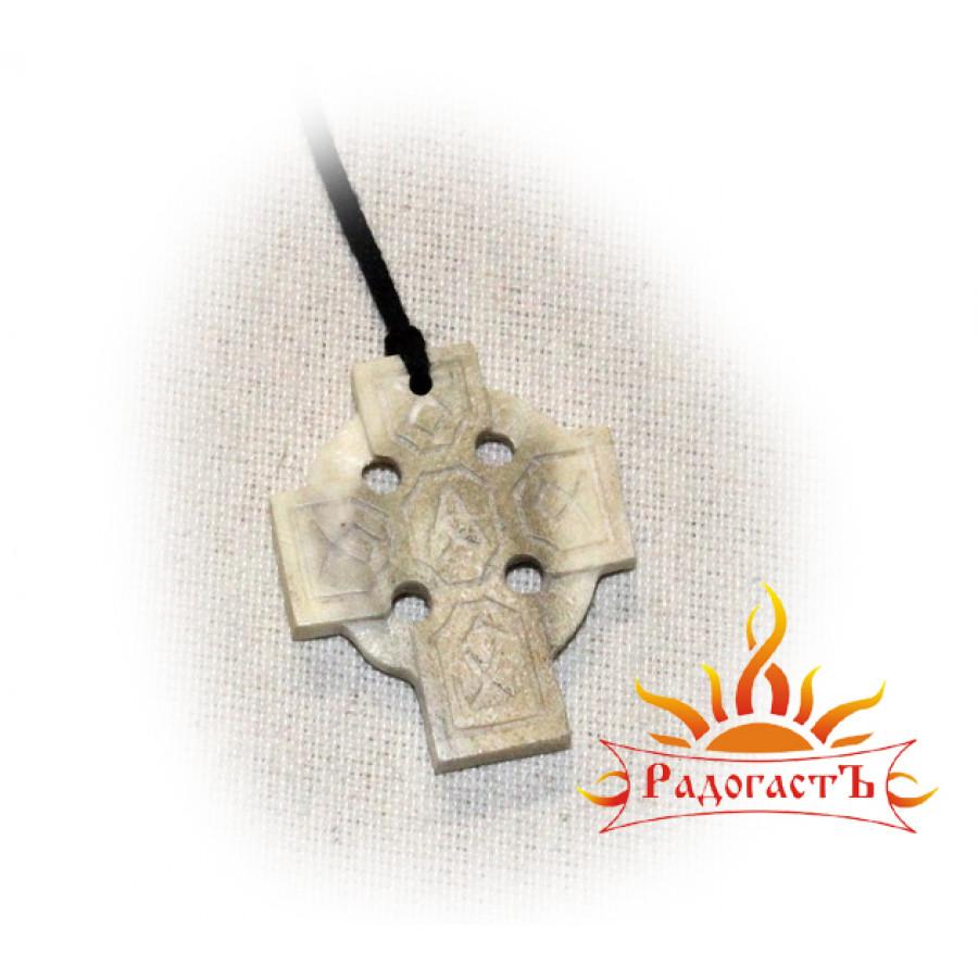 Подвеска «Кельтский крест» (кость)