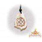 Подвеска «Символ засеянного поля» (кость)