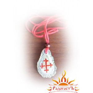 Подвеска из кости «Символ Огня»
