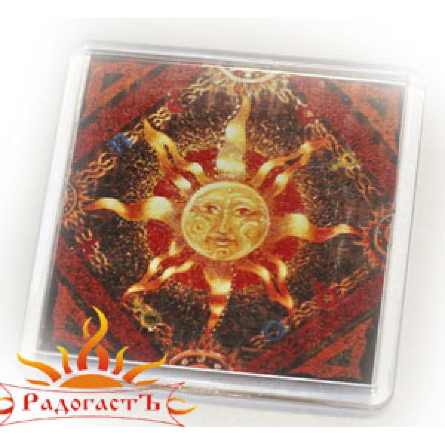 Магнит «Солнце»