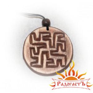 Подвеска «Символ Папоротника»