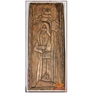 Малая картина «Человек с Филином»