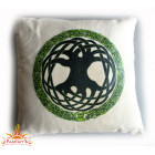 Подушки с символами
