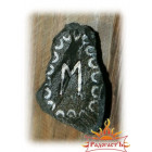 Руна «Эваз» (камень)