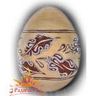 Яйцо-оберег «Роспись»