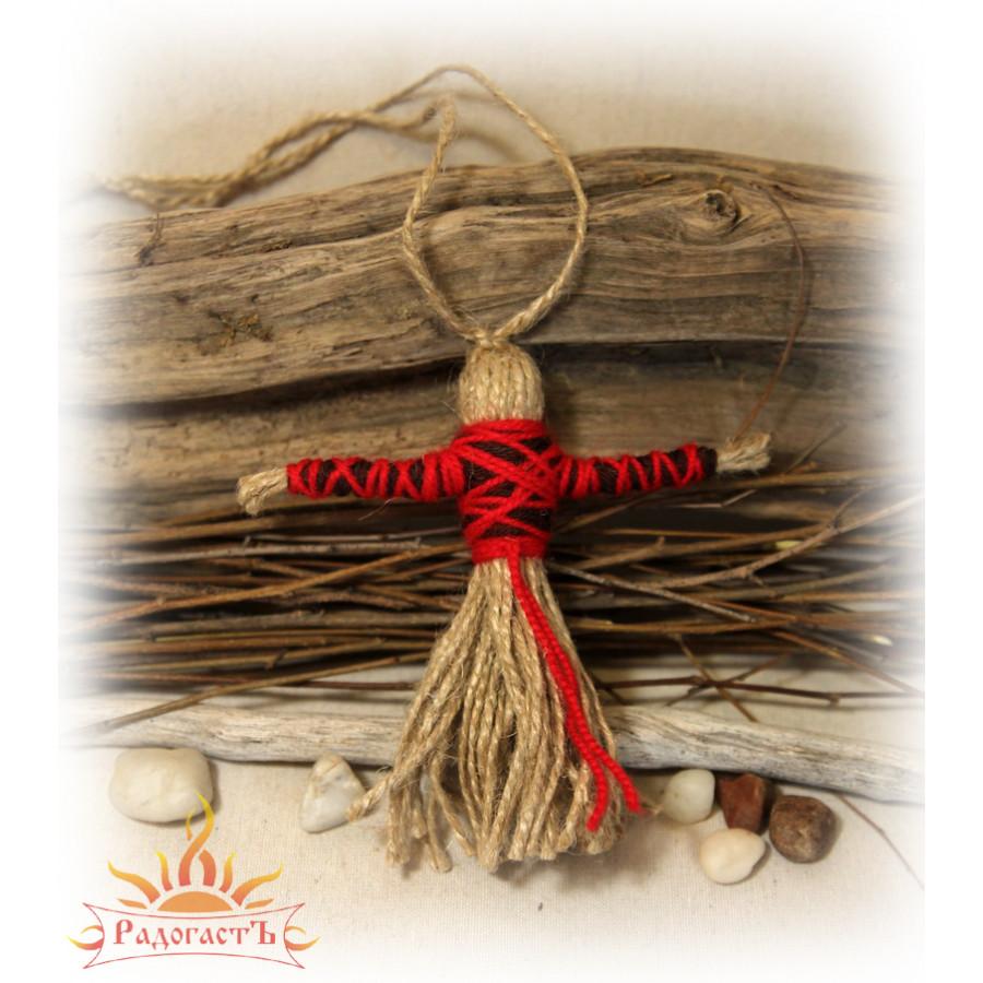 Славянский плетеный оберег