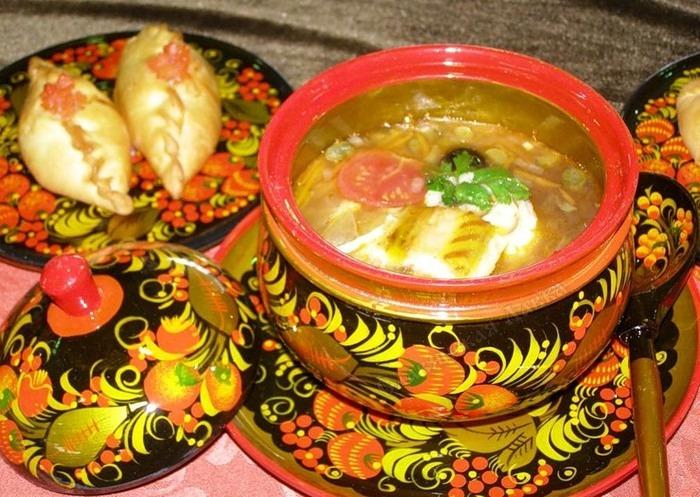 Супы кавказской кухниы с фото
