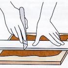 Изготовление кожаного браслета. Видео