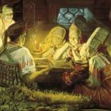 Славянская магия. Бытовой уровень