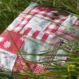 Подушки и матрасы их луговых трав