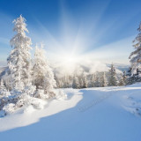 Народные приметы на погоду в феврале (Лютень)