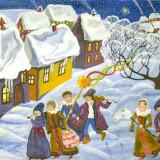 Славянский праздник Щедрец