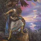 Славянский Бог Перун