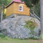 Сакральный Конь камень