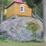Славянский сакральный Конь камень