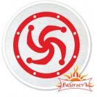 Нашивка славянская «Символ Рода»