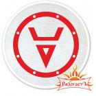 Нашивка славянская «Символ Велеса»