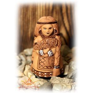 Глиняная фигурка Лады