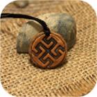 Оберег «Боговник» (керамика)