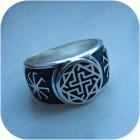 Серебряный перстень «Валькирия» с Коловратом