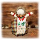 Кукла-мотанка «На счастье»