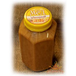 Мед «Цветочный» (фасовка от 0,5 до 2 кг)