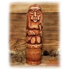 Скульптура Бабы Яги в ступе!