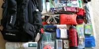 Что положить в тревожный рюкзак