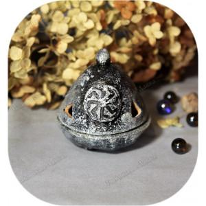 Аромакурильница с символом «Колядник» (вариант 1)