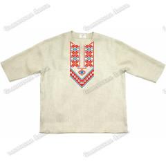Детская славянская рубаха «Родимич» (остаток, ростовка 92-100)
