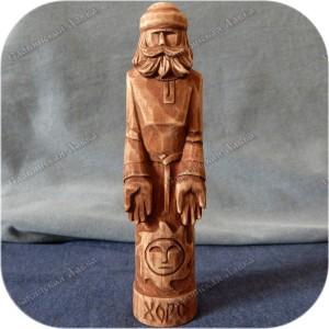 Большой идол Хорса