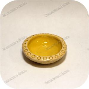 Солонка керамическая