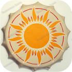 Шаманский бубен «Солнышко»