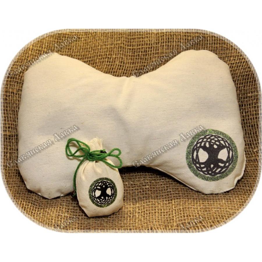 Комплект для машины (подголовник и арома-мешочек)