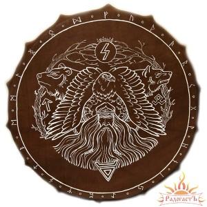 Шаманский бубен «Хозяин леса»