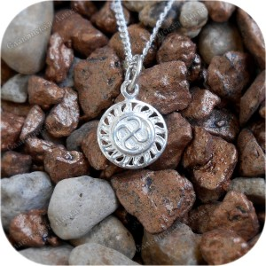 Оберег серебряный малый «Ярилов Огневик»