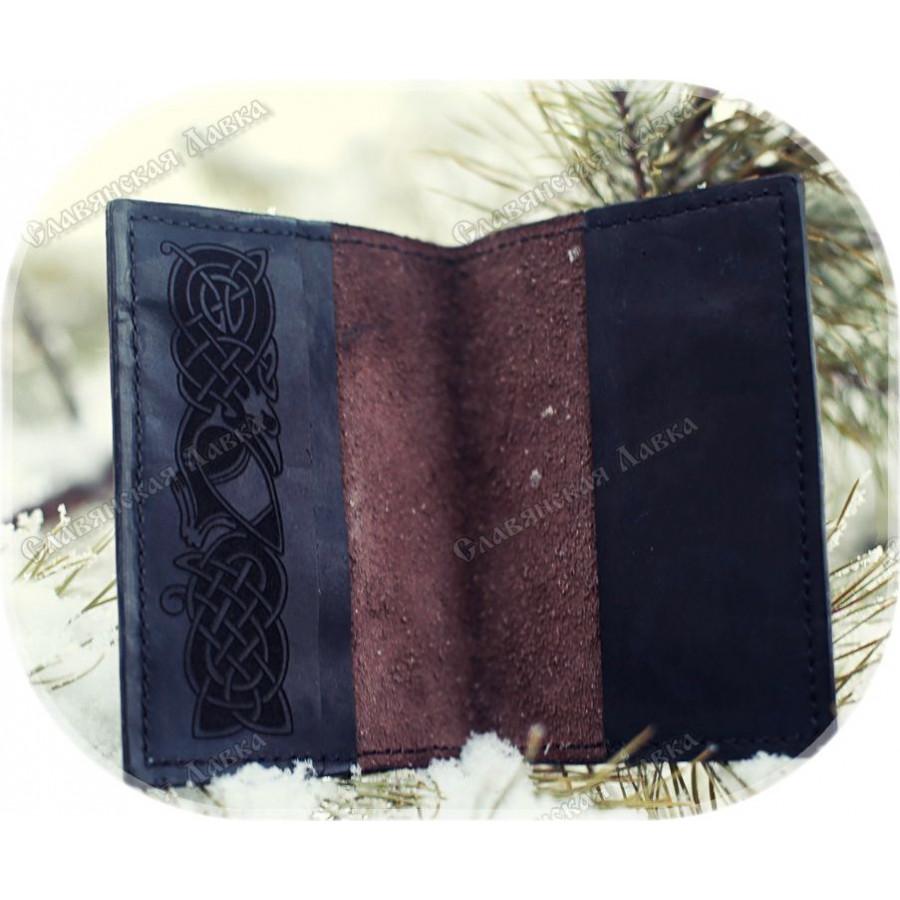 Обложка на паспорт «Кельтская»